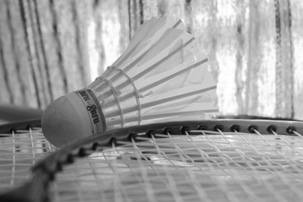 badminton-volant