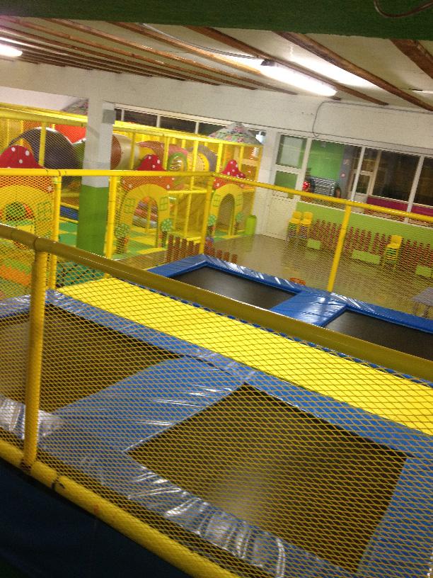 lefun parc enfant trampolines